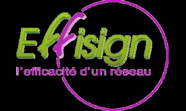 Logo du réseau de poseurs d'enseignes